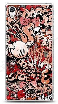 Sony Xperia Z5 Urban Grafitti Kılıf