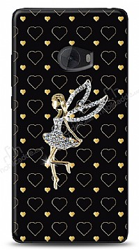 Xiaomi Mi Note 2 Lovely Girl Taşlı Kılıf
