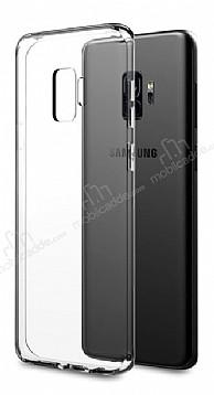 Samsung Galaxy A6 Plus 2018 Ultra İnce Şeffaf Silikon Kılıf