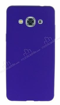 Samsung Galaxy J3 Pro Mat Mor Silikon Kılıf