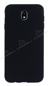 Samsung Galaxy J7 Pro 2017 Mat Siyah Silikon Kılıf