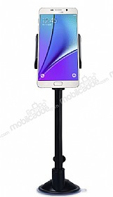Samsung Galaxy Note 5 Baseus Siyah Araç Tutucu