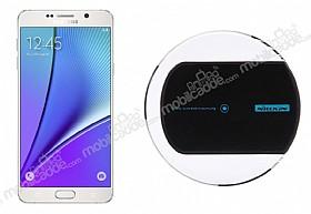 Nillkin Magic Disk II Samsung Galaxy Note 5 Siyah Kablosuz Şarj Cihazı