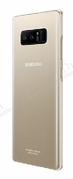 Samsung Galaxy Note 8 Orjinal Clear Cover Şeffaf Rubber Kılıf