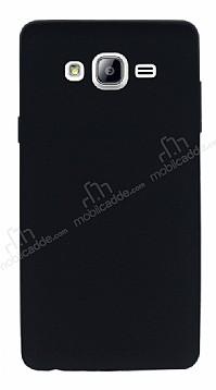 Samsung Galaxy On7 Mat Siyah Silikon Kılıf