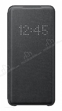 Samsung Galaxy S20 Orjinal Led View Cover Siyah Kılıf