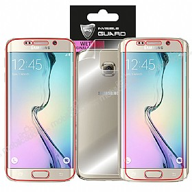 IPG Samsung Galaxy S6 Edge Tam G�vde Koruyucu Film Full Body