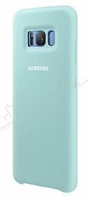 Samsung Galaxy S8 Orjinal Mavi Silikon Kılıf