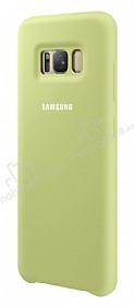 Samsung Galaxy S8 Orjinal Yeşil Silikon Kılıf