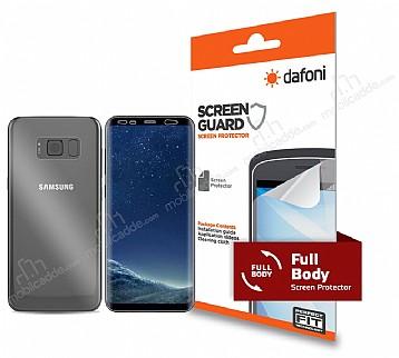 Samsung Galaxy S8 Plus Full Body Tam Gövde Koruyucu Film