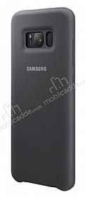 Samsung Galaxy S8 Plus Orjinal Siyah Silikon Kılıf