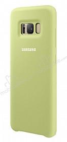 Samsung Galaxy S8 Plus Orjinal Yeşil Silikon Kılıf