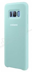 Samsung Galaxy S8 Plus Orjinal Mavi Silikon Kılıf