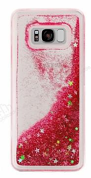 Samsung Galaxy S8 Plus Sulu Kırmızı Rubber Kılıf