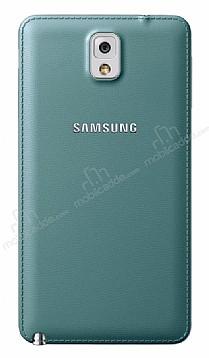Samsung N9000 Galaxy Note 3 Orjinal Su Yeşili Batarya Kapağı