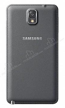 Samsung N9000 Galaxy Note 3 Orjinal Dark Silver Batarya Kapağı