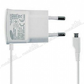 Samsung ETA0U10 Orjinal Micro USB Beyaz Seyahat Şarj Aleti