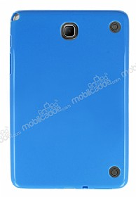 Samsung T350 Galaxy Tab A 8.0 Mavi Silikon Kılıf