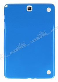 Samsung T550 Galaxy Tab A 9.7 Mavi Silikon Kılıf