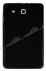 Samsung T560 Galaxy Tab E Siyah Silikon Kılıf