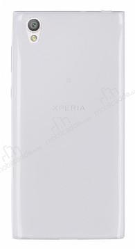 Sony Xperia L1 Ultra İnce Şeffaf Silikon Kılıf