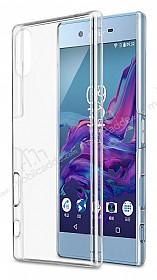 Sony Xperia XZs Şeffaf Kristal Kılıf