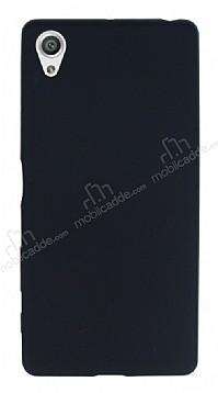 Sony Xperia Z5 Mat Siyah Silikon Kılıf