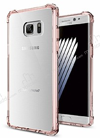 Spigen Crystal Shell Samsung Galaxy Note 7 Rose Gold Kılıf