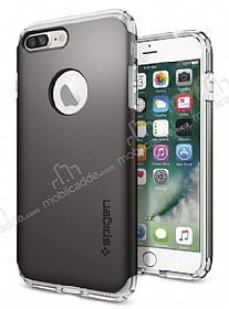 Spigen Hybrid Armor iPhone 7 Plus Gunmetal Kılıf