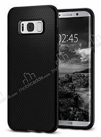 Spigen Liquid Air Armor Samsung Galaxy S8 Plus Siyah Silikon Kılıf