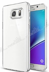 Spigen Liquid Crystal Samsung Galaxy Note 5 Şeffaf Kılıf