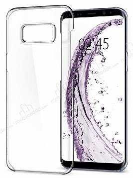 Spigen Nano Fit Crystal Clear Samsung Galaxy S8 Şeffaf Rubber Kılıf