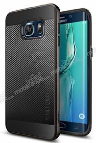 Spigen Neo Hybrid Carbon Samsung Galaxy S6 Edge Plus Gunmetal Kılıf
