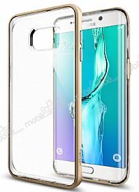 Spigen Neo Hybrid Crystal Samsung Galaxy S6 Edge Plus Gold Kılıf