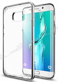 Spigen Neo Hybrid Crystal Samsung Galaxy S6 Edge Plus Silver Kılıf