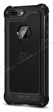 Spigen Rugged Armor Extra iPhone 7 Plus / 8 Plus Siyah Kılıf
