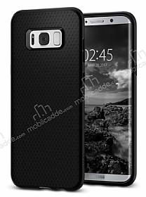 Spigen Liquid Air Armor Samsung Galaxy S8 Siyah Silikon Kılıf