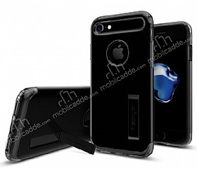 Spigen Slim Armor iPhone 7 Jet Black Kılıf