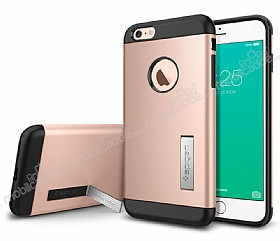 Spigen Slim Armor iPhone 6 Plus / 6S Plus Rose Gold K�l�f