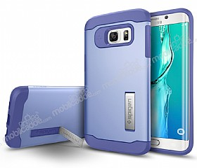 Spigen Slim Armor Samsung Galaxy S6 Edge Plus Mor Kılıf