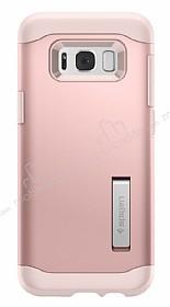 Spigen Slim Armor Samsung Galaxy S8 Plus Rose Gold Kılıf