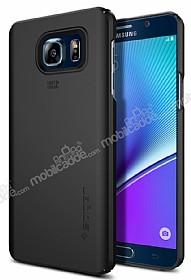 Spigen Thin Fit Samsung Galaxy Note 5 Siyah Kılıf