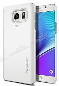 Spigen Thin Fit Samsung Galaxy Note 5 Beyaz Kılıf