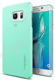Spigen Thin Fit Samsung Galaxy S6 Edge Plus Yeşil Kılıf