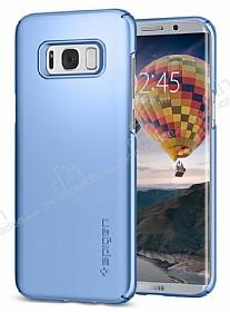 Spigen Thin Fit Samsung Galaxy S8 Plus Blue Coral Rubber Kılıf