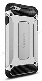 Spigen Tough Armor Tech iPhone 6 Plus / 6S Plus Silver Kılıf