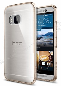 Spigen Ultra Hybrid HTC One M9 �effaf Gold K�l�f