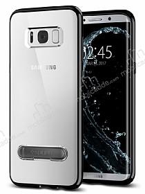 Spigen Ultra Hybrid S Samsung Galaxy S8 Plus Ultra Koruma Jet Black Kılıf