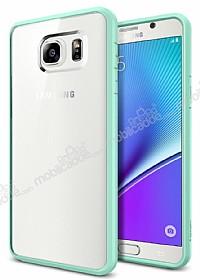 Spigen Ultra Hybrid Samsung Galaxy Note 5 Yeşil Kılıf