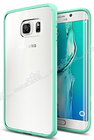 Spigen Ultra Hybrid Samsung Galaxy S6 Edge Plus Yeşil Kılıf